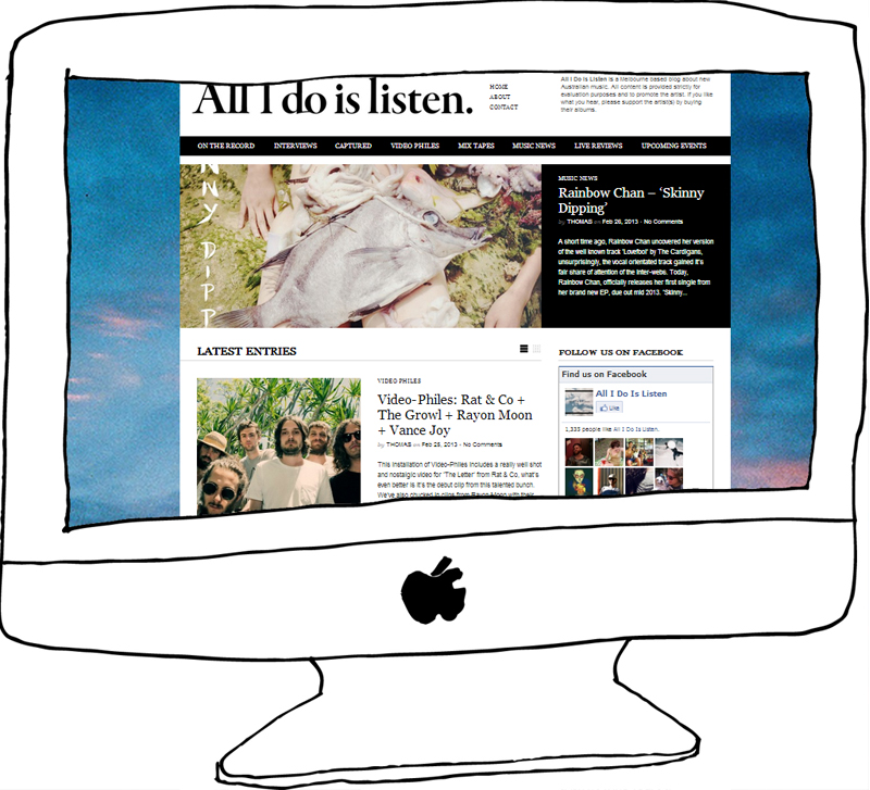 Sound Doctrine » Australian Music Blogs